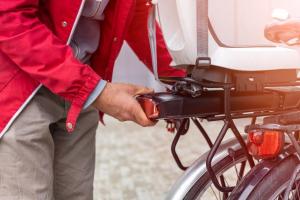 Batterij elektrische fiets