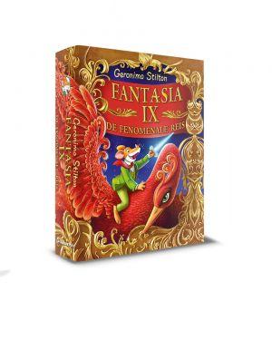 Fantasia IX: De fenomenale reis, Geronimo Stilton