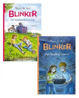 Pakket van 2 BLINKER-boeken