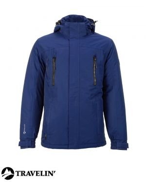 Outdoorjas voor heren REYKIR Men - navy
