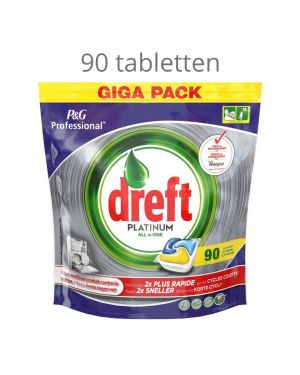 Dreft Platinum All-in One