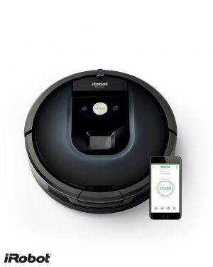 Robotstofzuiger Roomba R981