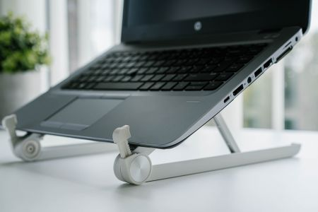 Opvouwbare laptoptafel