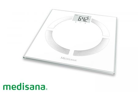 Lichaamsanalyse weegschaal - Medisana
