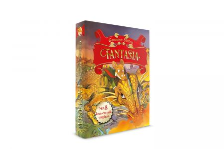 Fantasia I, Geronimo Stilton