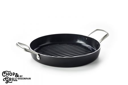 Grillpan Ø 28 cm - GreenPan