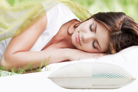 Air Comfort Bamboo kussen Vitality Pur