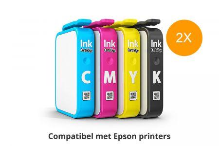 Inktpatronen compatibel met Epson printers