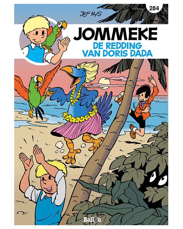 De redding van Doris Dada