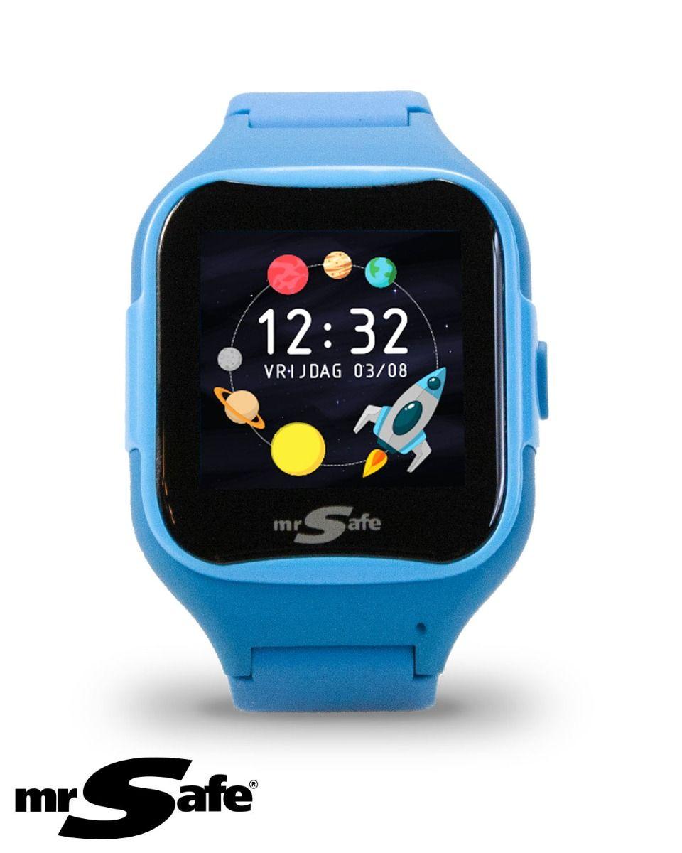 Smartwatch met gps-tracker