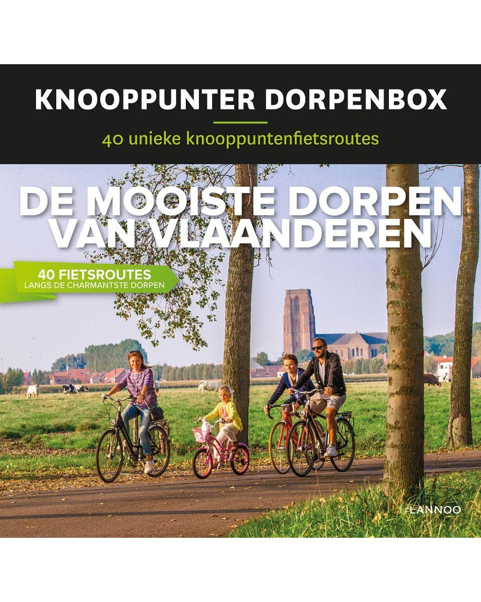 Knooppunter De mooiste dorpen van Vlaanderen