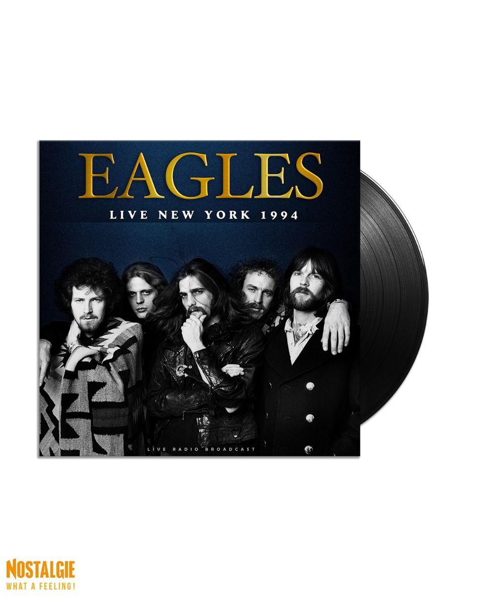 Lp vinyl Eagles - Best of Live New York 1994